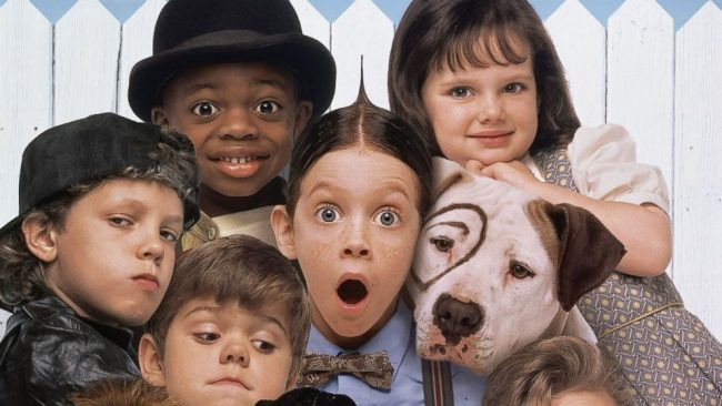 9 8 11 Fascinating Behind-The-Scenes Facts About 'Little Rascals'