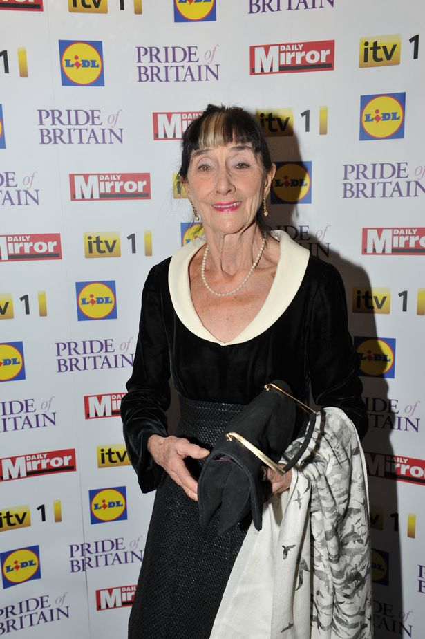 Dot Cotton 3 Eastenders Dot Cotton Actress June Brown Looked STUNNING In Her Youth