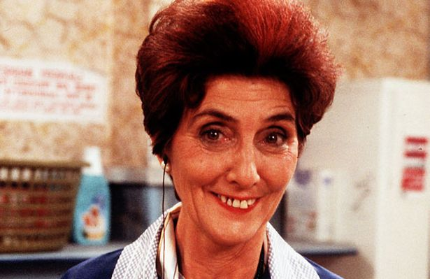 Dot Cotton 4 Eastenders Dot Cotton Actress June Brown Looked STUNNING In Her Youth