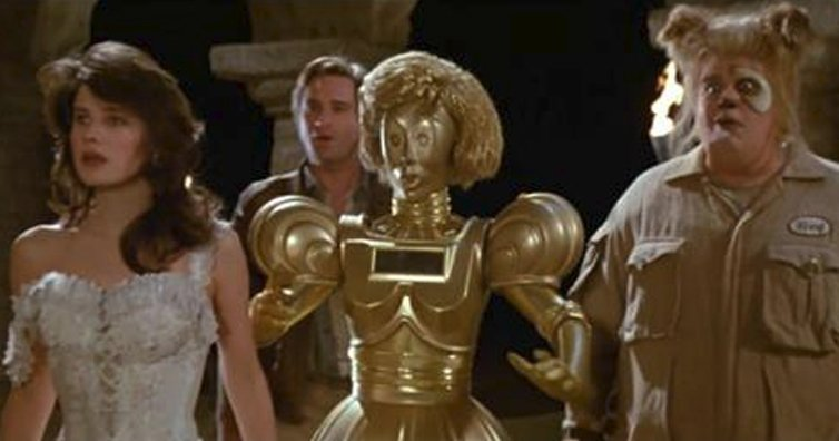 10 Things You Probably Didn't Know About 'Spaceballs'