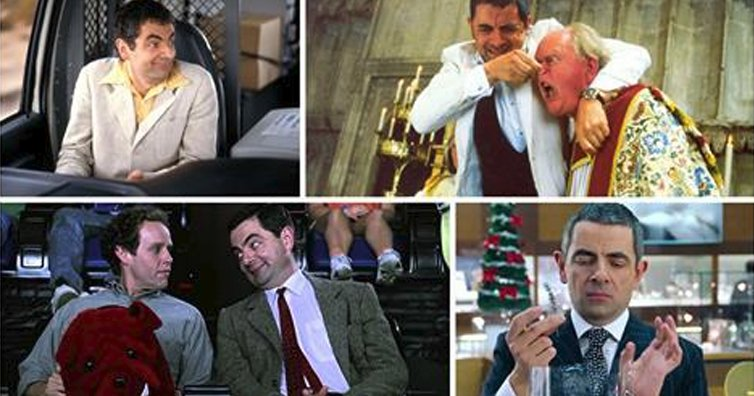 TEST YOURSELF: Can You Identify These Movies Just From Stills Of Rowan Atkinson?