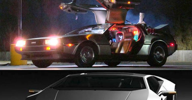 New DeLorean Is Coming Back To The Future?