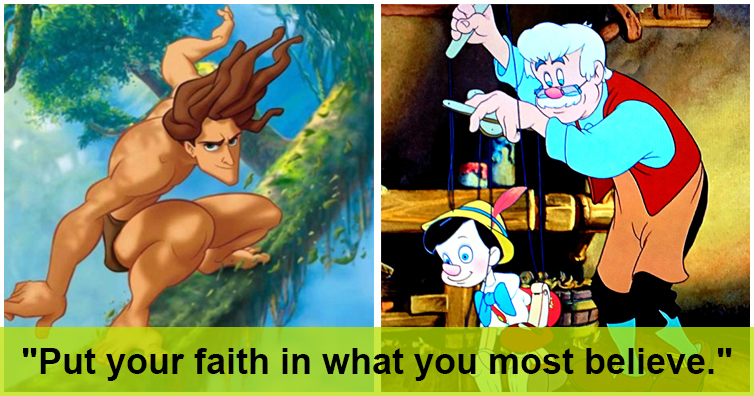 TEST YOURSELF: Can You Identify the Disney Movie from Just the First Line?