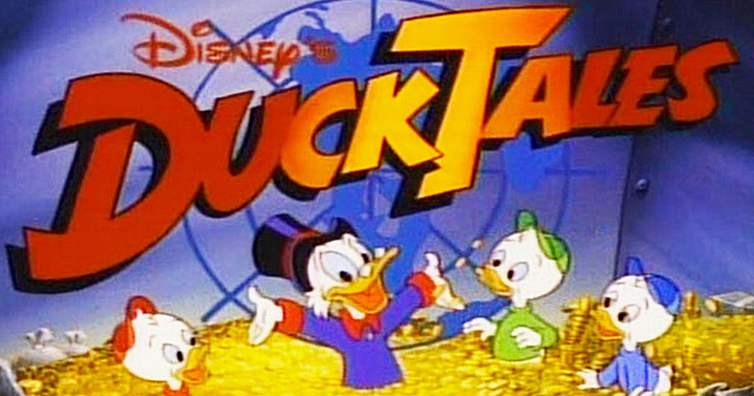 DuckTales Is Coming Back And You Won't Believe How It Looks Now!