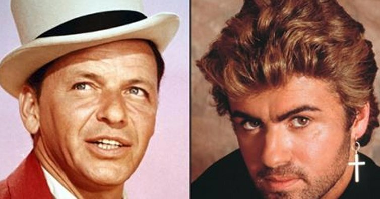 An Open Letter Frank Sinatra Wrote To George Michael Has Resurfaced