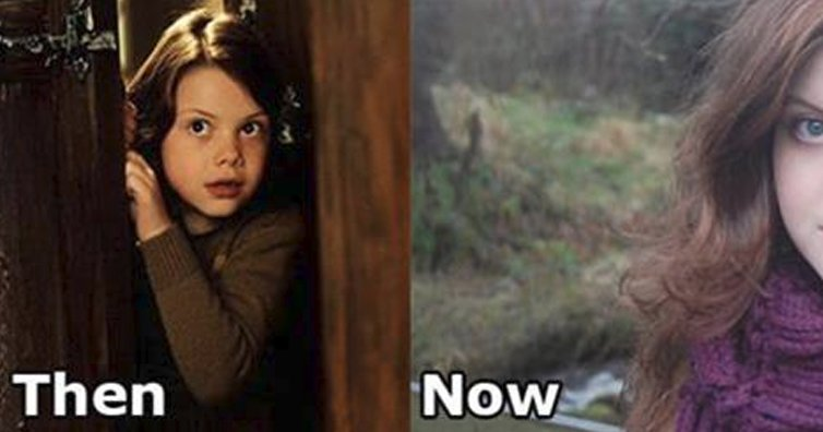 Who Remembers Lucy From Chronicles Of Narnia? You Have To See Her Now!