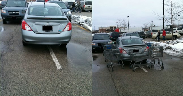 17 Ways To Get Revenge On Those Who Can't Park!