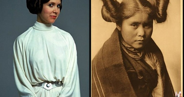 The Inspiration Behind Princess Leia's Hair Is Rooted In Badasss Women