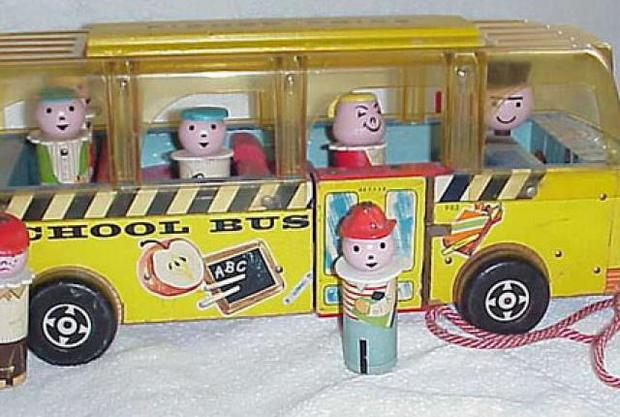 2 4 6 Fun Facts Behind Fisher-Price Little People