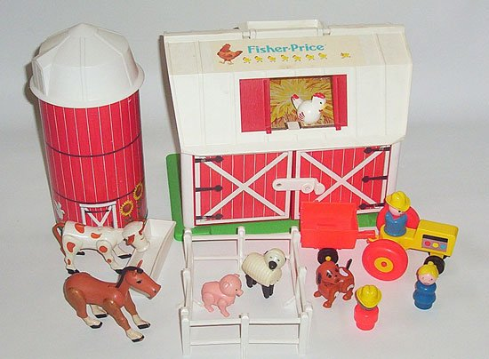 5 2 6 Fun Facts Behind Fisher-Price Little People