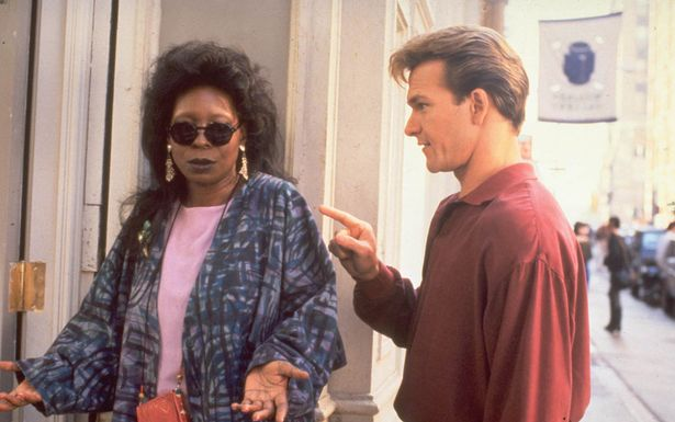5 6 Patrick Swayze REFUSED to star in Ghost unless Whoopi Goldberg was cast
