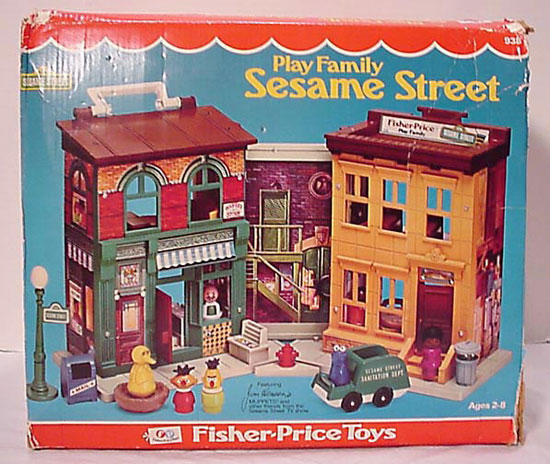6 3 6 Fun Facts Behind Fisher-Price Little People