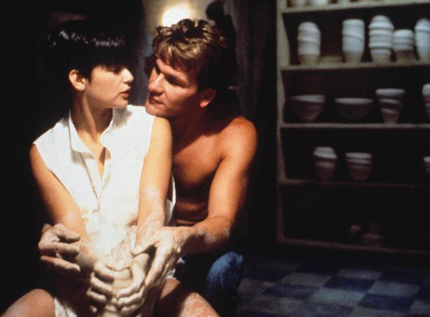 6 8 Patrick Swayze REFUSED to star in Ghost unless Whoopi Goldberg was cast