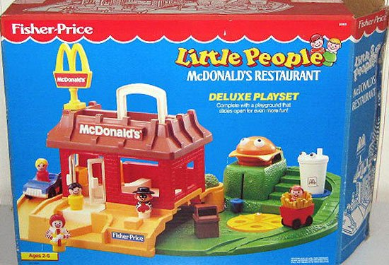7 2 6 Fun Facts Behind Fisher-Price Little People