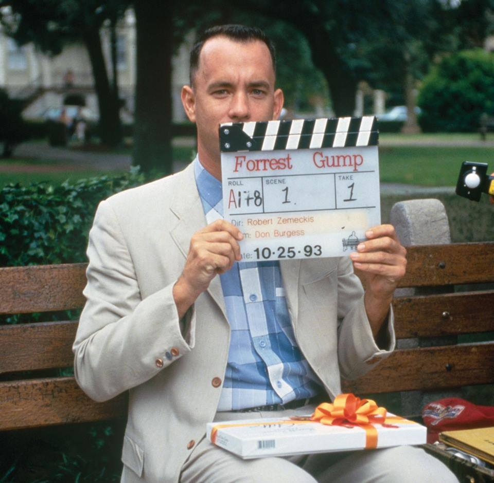 8E3CUQG 33 Things You Didn't Know About Forrest Gump