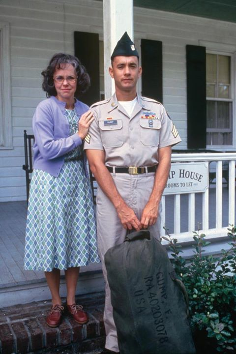 Cover Story Tom and Sally Together 9 21 18 33 Things You Didn't Know About Forrest Gump
