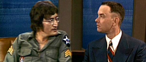 ForrestJohn Lennon21 33 Things You Didn't Know About Forrest Gump