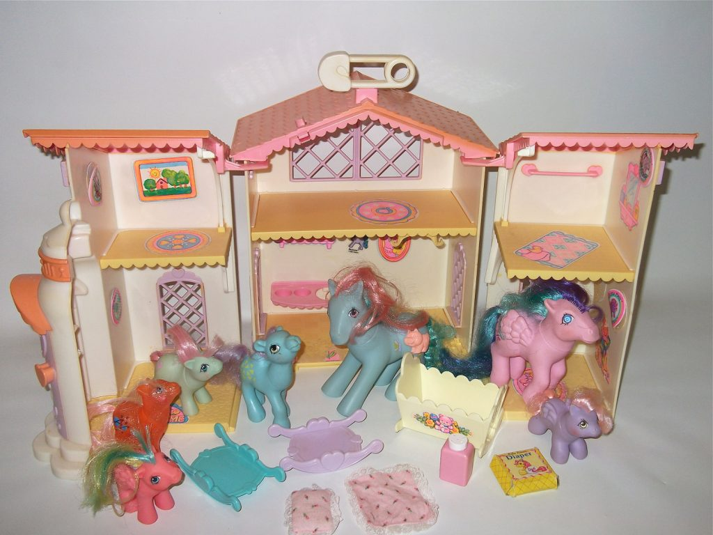 My Little Pony 4 10 My Little Pony Toys We All Had In The 80s!