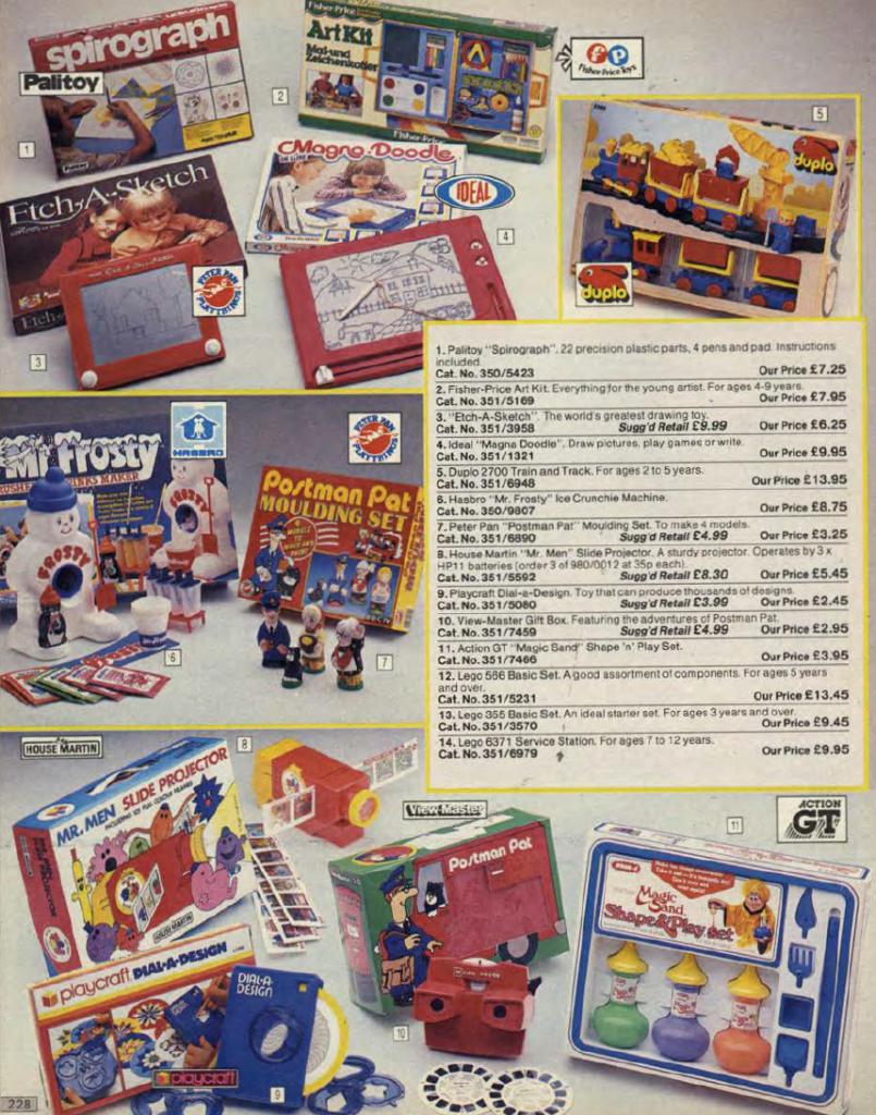 argos 10 Check Out This 1984 Argos Catalogue! (24 Photos)