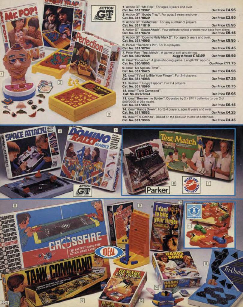 argos 11 Check Out This 1984 Argos Catalogue! (24 Photos)