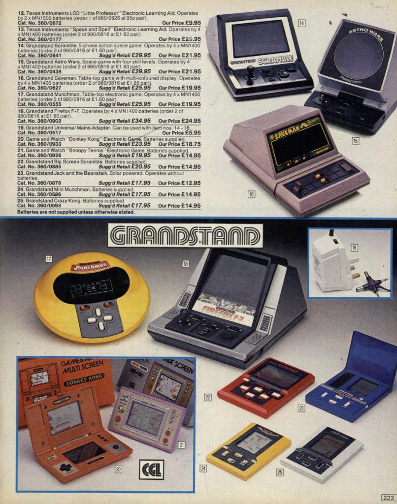 argos 12 Check Out This 1984 Argos Catalogue! (24 Photos)