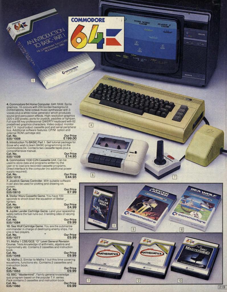 argos 13 Check Out This 1984 Argos Catalogue! (24 Photos)