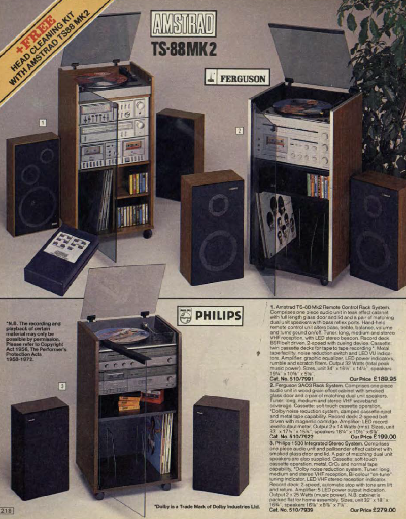 argos 14 Check Out This 1984 Argos Catalogue! (24 Photos)