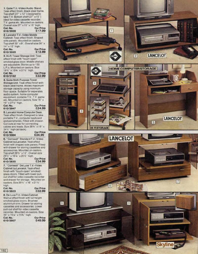 argos 20 Check Out This 1984 Argos Catalogue! (24 Photos)