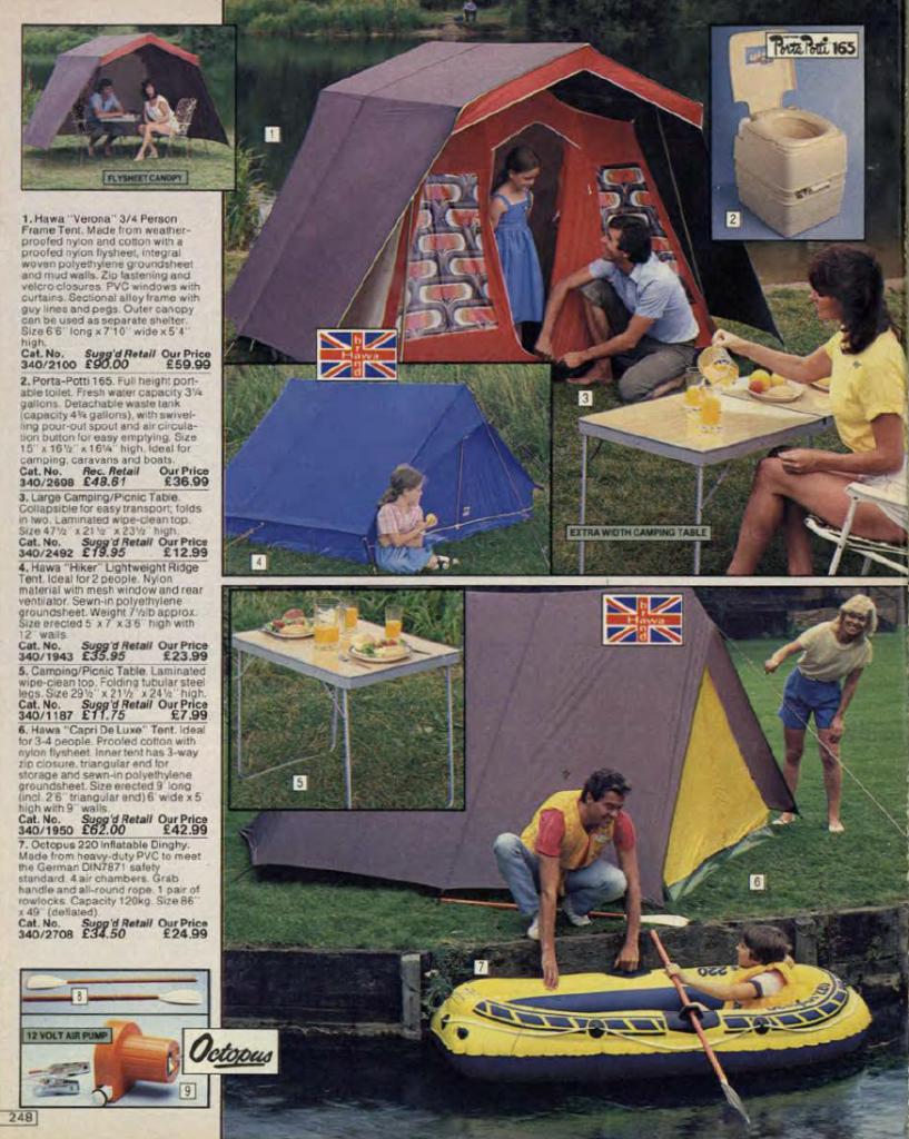 argos 24 Check Out This 1984 Argos Catalogue! (24 Photos)