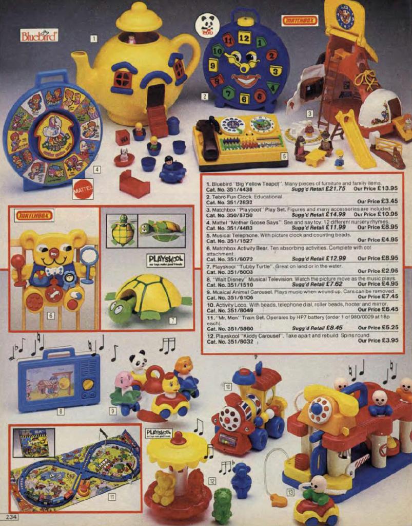 argos 26 Check Out This 1984 Argos Catalogue! (24 Photos)