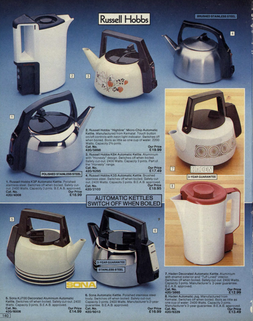 argos 3 Check Out This 1984 Argos Catalogue! (24 Photos)