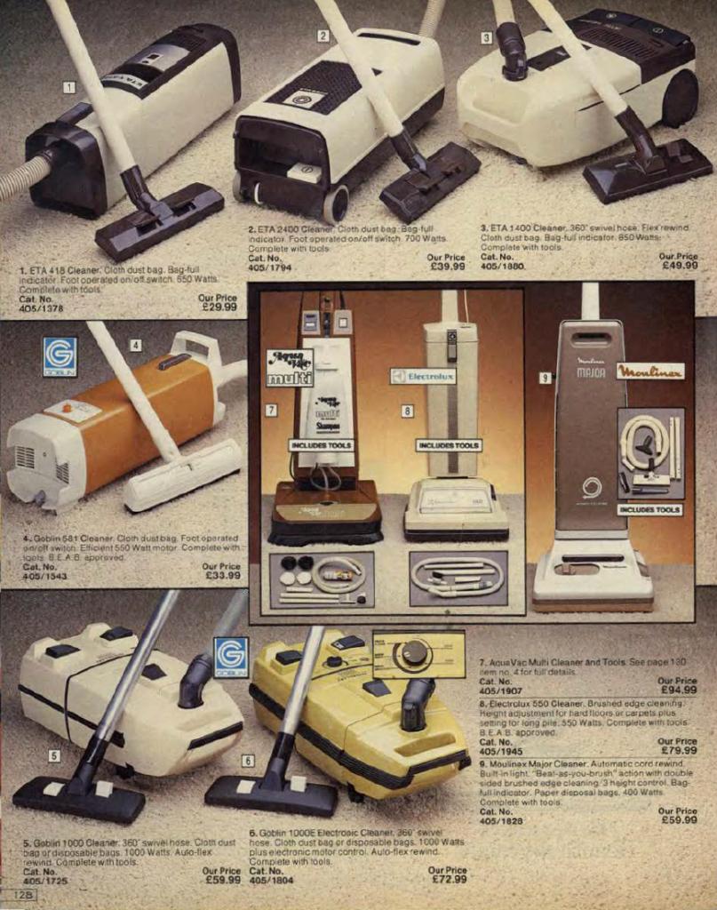 argos 4 Check Out This 1984 Argos Catalogue! (24 Photos)