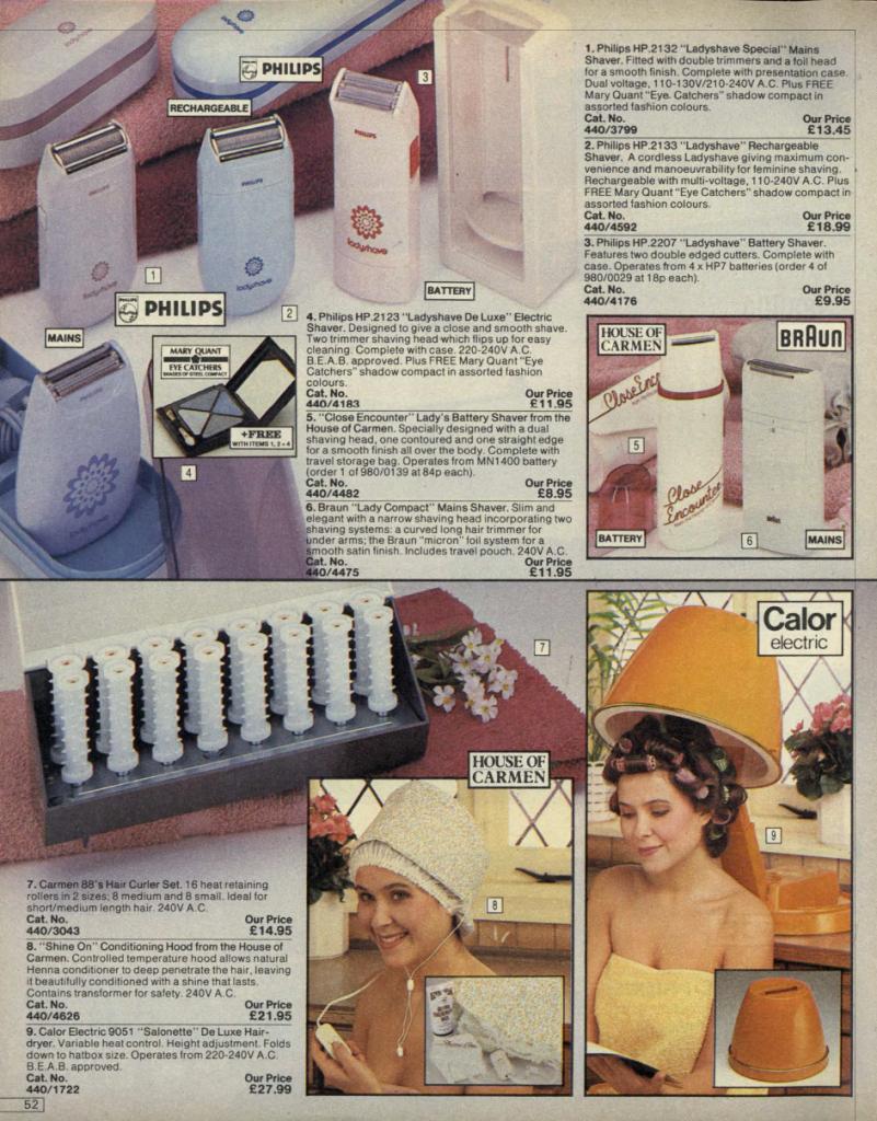 argos 7 Check Out This 1984 Argos Catalogue! (24 Photos)