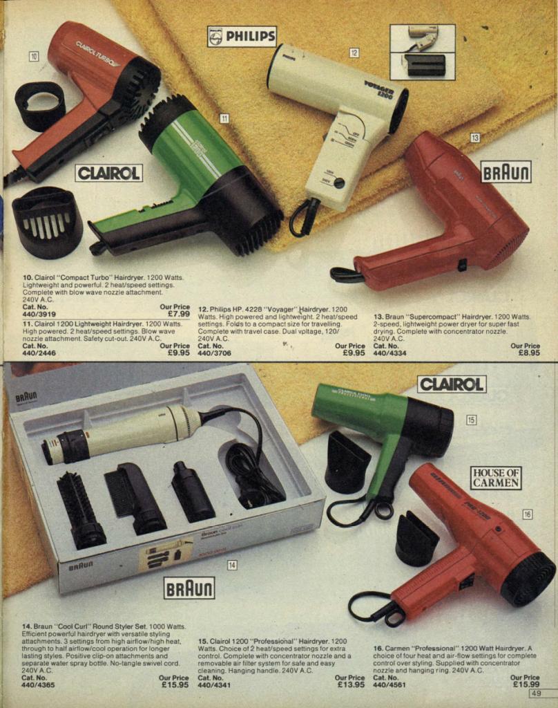 argos 8 Check Out This 1984 Argos Catalogue! (24 Photos)