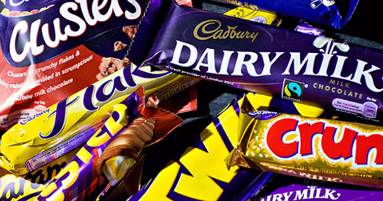11 Sweet Facts About Cadbury You Didn't Know