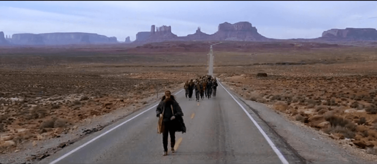 forrest gump monument valley 33 Things You Didn't Know About Forrest Gump