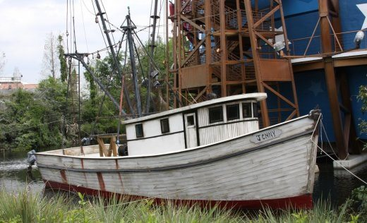 forrest gumps shrimp boat 56565 33 Things You Didn't Know About Forrest Gump