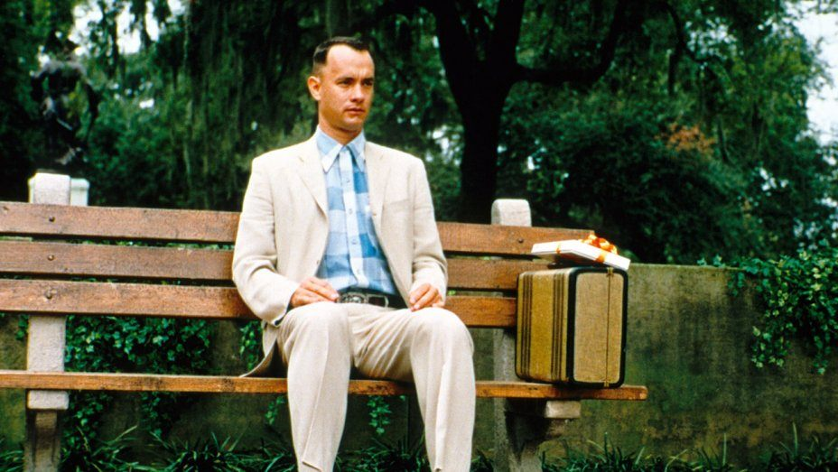 forrest gump still 33 Things You Didn't Know About Forrest Gump