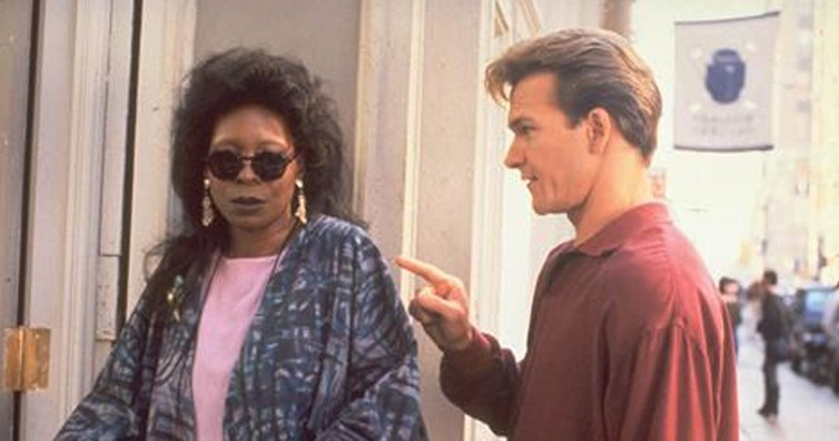 Patrick Swayze REFUSED to star in Ghost unless Whoopi Goldberg was cast