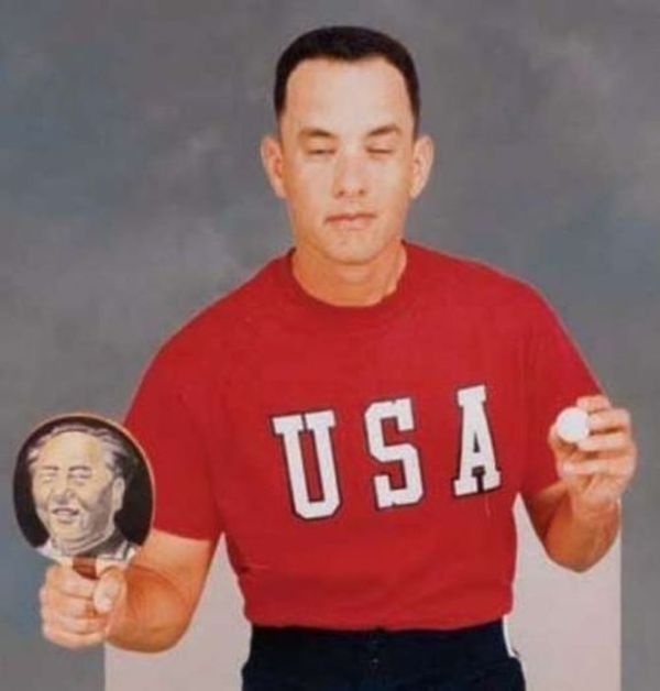 gumppingpong 33 Things You Didn't Know About Forrest Gump