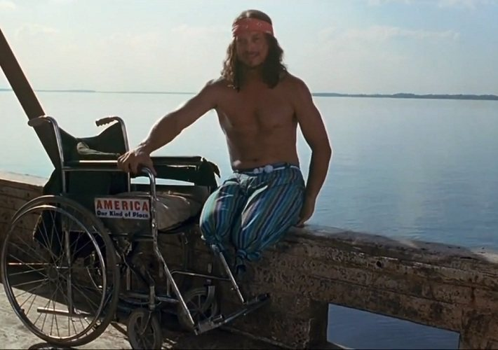 leglessdan 33 Things You Didn't Know About Forrest Gump
