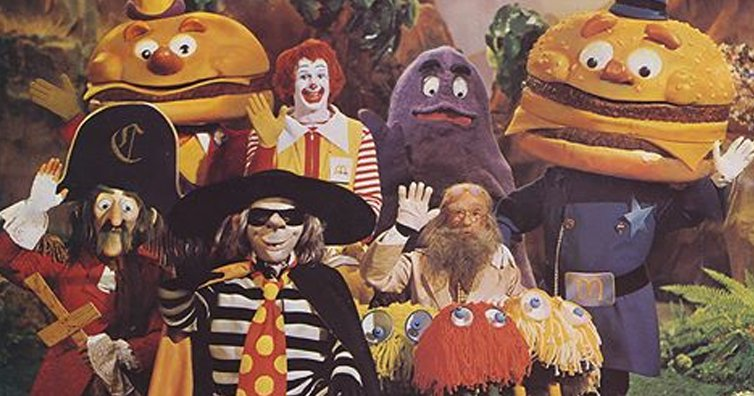 Who Can Remember McDonaldLand? Check Out What It Looked Like Back Then!