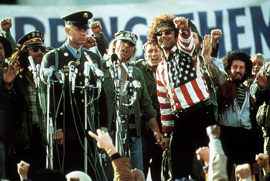 protest H 33 Things You Didn't Know About Forrest Gump