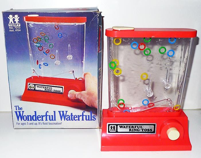 ringful toss 10 Great Toys We Loved In The 80s!