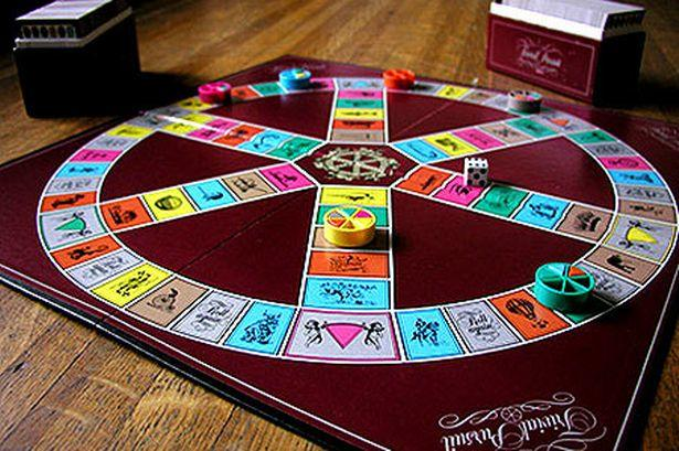 trivial pursuit Three Games From The 80's That We Still Love!