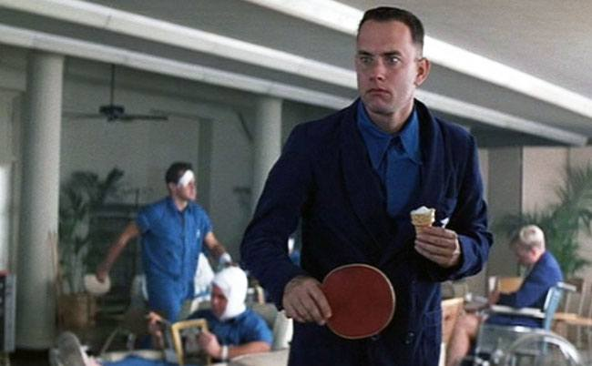 unusual interview tactics 33 Things You Didn't Know About Forrest Gump