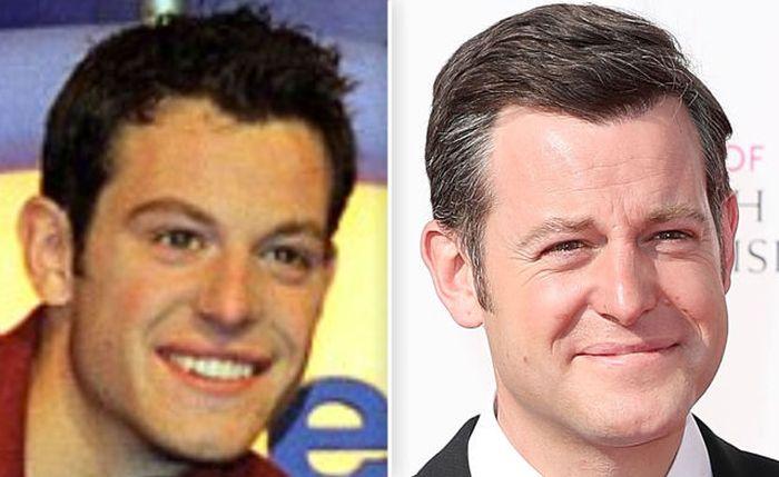 Matt Baker then and now