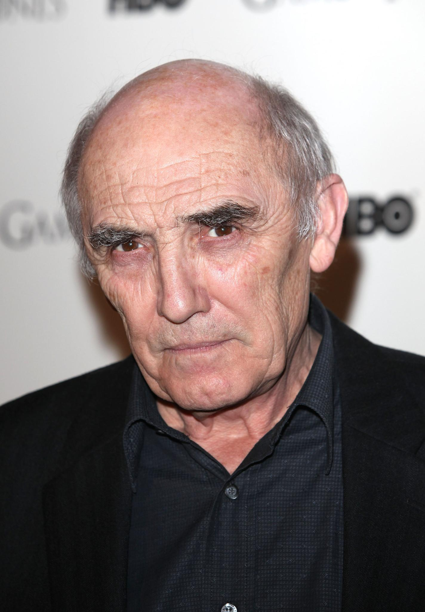 Donald Sumpter in 2018