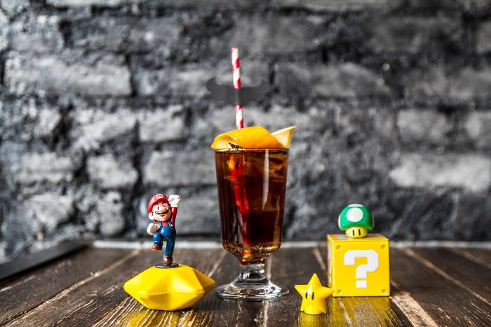 Mario Bar 5 Mario-Themed Bar Just Opened And It's Every Geek's Dream Come True
