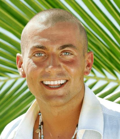 Paul Danan in the early 2000s